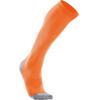 2XU W's Compression Performance Run Sock Fluro Orange/Limestone